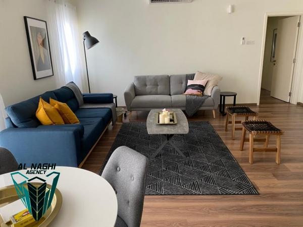 New Furnished Flat in Salman City with Beach Access