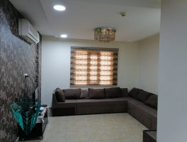 Furnished One Bedroom Flat With Unlimited EWA in Adliya