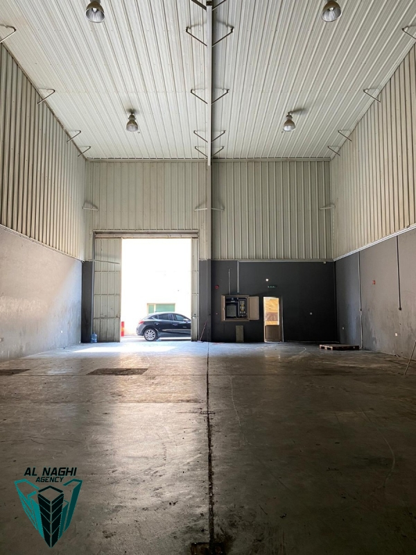 262 sq.m Ready Warehouse in Tubli suitable for any Business