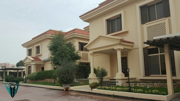 4 Bedroom Compound 2 Story Villa For Rent