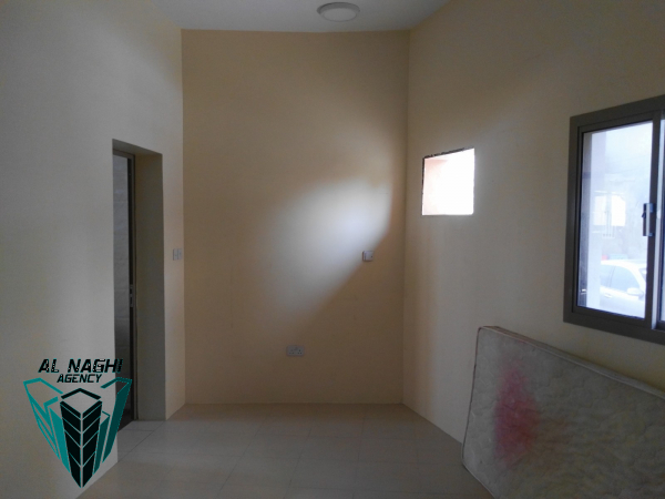 1 BR UN Furnished  Flat For Rent  in Saar Very Low Cost