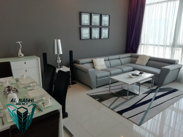 2 Br Fully Furnished Apartment For Rent In seef