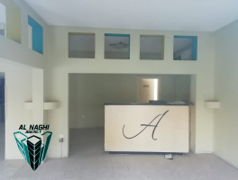 prime commercial space for rent in adliya suitable for caffe
