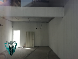 Prime commercial  Space  with Mazzini Floor   For Rent in Adliya  suitable for coffee shop