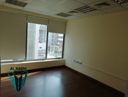 specious office space for rent in seef