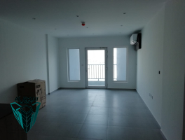 1 Br Semi finished Flat with Balcony For Rent in sanabis