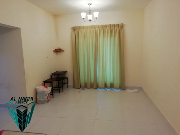 semi furnished 2 bedroom Apartment With Balcony For rent in new hidd