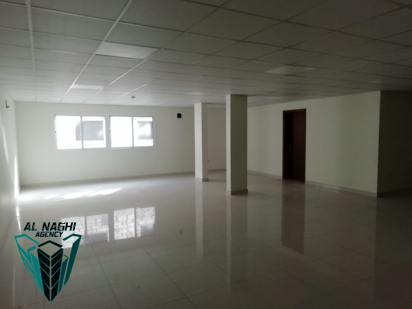 specious offie space for rent in Tubli