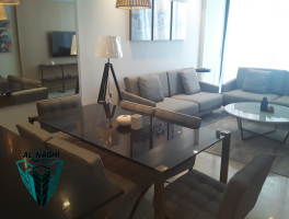 Fully Furnished 2 BR Apartment With balcony For Rent In Dilmunia 2