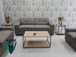 Brand New Furnished 1 BEDROOM FLAT WITH BALCONY IN JUFFAIR