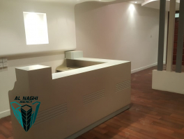 Ready Fitted office in Zinj with Central A/C  & Visitors Parking