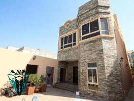 For sale brand new villa in amwaj