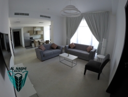 For Rent Brand New Furnished 2 Bedrooms Flat in Juffair