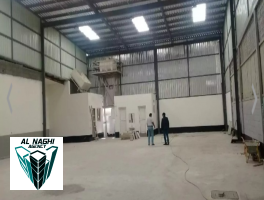 500 sq.m  warehouse / workshop spaces in Tubli