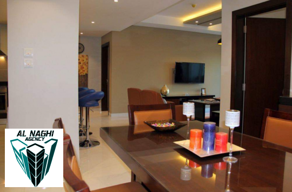 Brand New Furnished two Bedrooms Apartment in Amwaj Islands