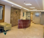 Prime Business Center office space with multi-storey car park having a unique location in the heart of Manama Located in Adliya