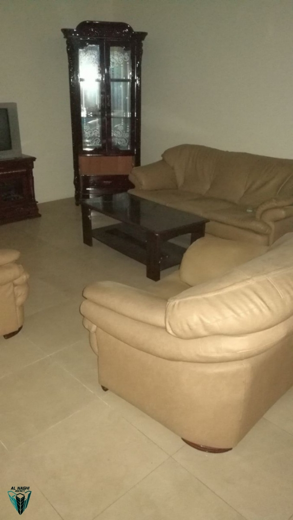 AFFORDABLE FULLY FURNISHED 2 BEDROOM APARTMENT FOR RENT IN UM AL HASSAM