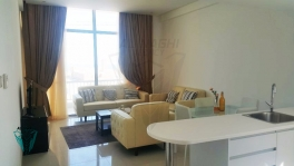 Sea Facing 1 Bedroom Fully Furnished Suite For Rent In Juffair