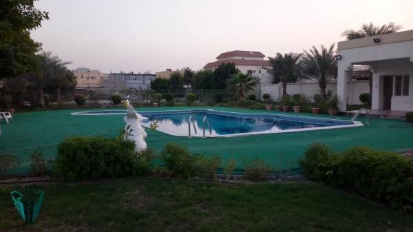 Gorgeous 3 Bedroom Semi Furnished Compound Villa in Jid Ali